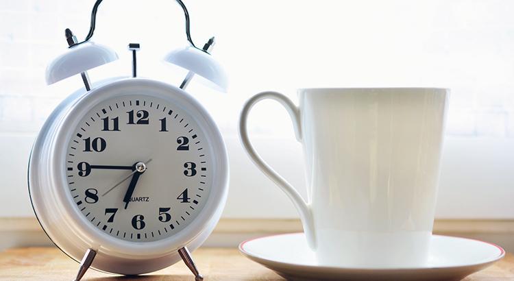 sveglia mattina